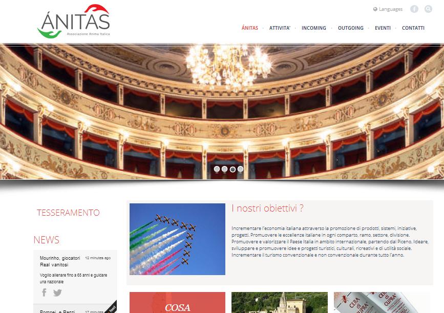 Ánitas - Associazione Anima Italica